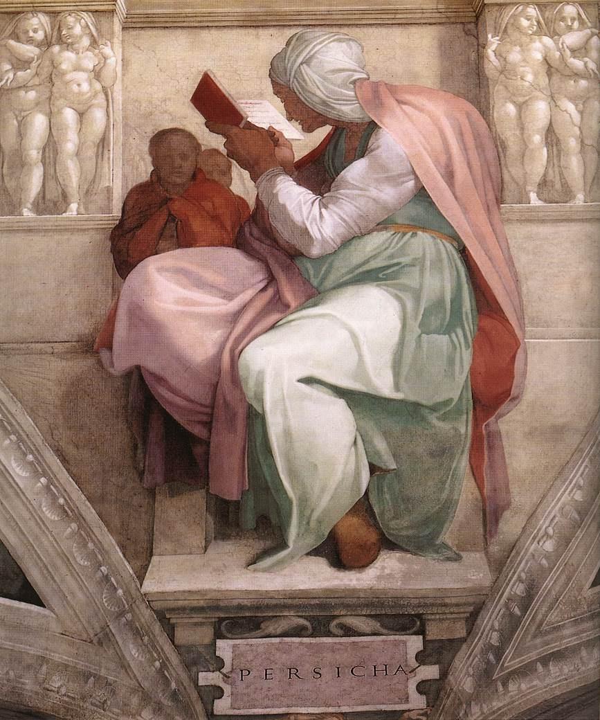 Sibila Persa